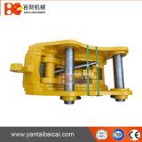 Accoppiatore rapido idraulico per i vari collegamenti del montaggio sull'escavatore