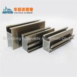 Schiebendes Fenster-Aluminiumrahmen des Aluminiumstrangpresßling-6063 T5