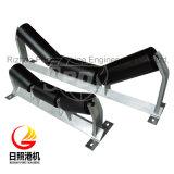 SPD Cinturón Conveyor Idler Frame, Roller Frame, a través del marco de Idler