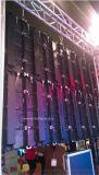 실내 옥외 풀 컬러 임대 발광 다이오드 표시 위원회 500*1000mm (P3.91, P4.81, P5.68, P6.25)