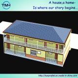 생활 기초에 있는 2층 Prefabricated 집 강제노동수용소