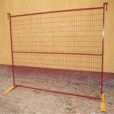 販売のための構築の一時塀か一時に取り外し可能な金属の囲うこと