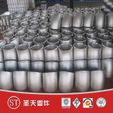 Venda quente Sch40 cotovelo do aço de carbono de 90 graus