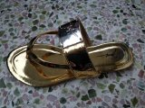 Lady pantoufles, de la plage de pantoufles, les femmes/Lady sandales, Seabeach plat paires de pantoufles, 18000