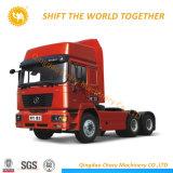 Shacman M3000 4X2のトラクターのトラックモータートラクター