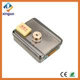 Bloqueio de porta elétrica de controle remoto com cartão de deslize para portas