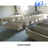 High Quality Satin Interior High Gloss Casket and Coffin