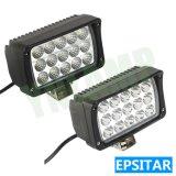 lumière tous terrains automatique de travail de la lampe DEL de 45W 6.1inch Epistar