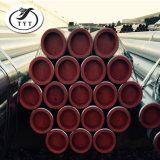 La norma ASTM A53 Programación de los REG 40 Tubo de acero al carbono para el Gasoducto