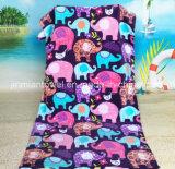 Китайский завод Custome, хлопок жаккард уютный очаровательный пляж полотенце