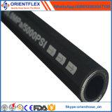 Boyau hydraulique en caoutchouc de qualité (SAE100 R15)