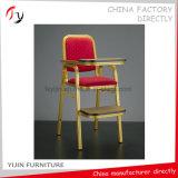 赤いファブリックホテルのイベントの夕食のホールのレンタル子供の椅子(BC-225)