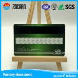 Kundenspezifische magnetische Barcode VIP-Drucken-Mitgliedschafts-Plastikkarte
