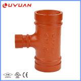 T di riduttore duttile del ferro per il sistema di impianto idraulico