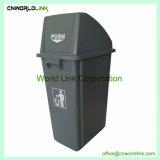58 L Pousser le couvercle à l'intérieur de la corbeille de recyclage