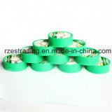 19mm 녹색 Outershell 패킹 PTFE Tape/PTFE 스레드 물개 테이프 또는 테플론 테이프