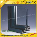 Kundenspezifische Aluminiumprofil-Aluminiumtür und Fenster der Hersteller-6063 T5