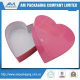 Boîte d'emballage en chocolat de style nouveau style style coeur