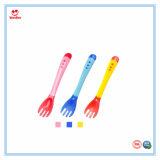 Красочный пищевой категории высокого качества пластика малыша вилочного захвата
