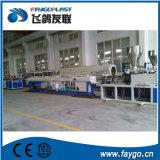 Ligne d'extrusion de tuyauterie de vis de jumeau des prix d'approvisionnement de la Chine bonne