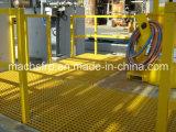 El FRP/GRP/rejilla moldeada por la plataforma de fibra de vidrio.
