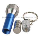 ロゴプリント(4070)が付いている習慣LEDの標識燈Keychain