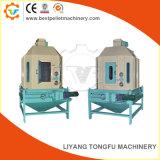 Granulés de bois industriel Counterfloa en bois de la machine de refroidissement du refroidisseur