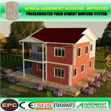 Abnehmbares Fertigbehälter-Haus fabrizieren kleine Häuser für Arbeitskraft-Lager vor