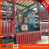 1-3t Palmeira peletizadora serradura de madeira Pelotas Mill
