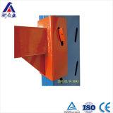Armazenamento de tubulação ajustável em rack de cantilever resistente