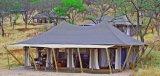 De aangepaste Vlam van het Bewijs Wterproof - de Tent van het Hotel van de vertrager