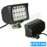 45W 6.1inch Epistar自動オフロードランプLED作業ライト