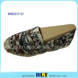 De Toevallige Schoenen van Rb Outsole van vrouwen met de Kabel van de Hennep