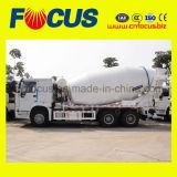 8m3 HOWO 6X4 de la Derecha para la venta de camiones de mezcladoras de hormigón