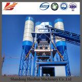 Kubikfertigbewegliche konkrete Mischanlage der doppelwelle-25 bis 180 mit Mischer-Qualitäts-stapelweise verarbeitender Maschine
