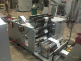 Saco de papel revestido PE / saco Hamburgo Flexo Pritning Machine (ZB-650-5color)