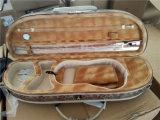 Sinomusikのブランドの安い価格の半月の泡のバイオリンの箱