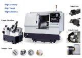 Ck-50L Horizontal torno giratorio de alta precisión CNC máquina
