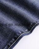 Ropa De Mujer De Alta Calidad Azul Ripped Jeans Denim Trousers