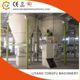 Animal 또는 Poultry/Fish Feed Pellet Production/Manufacturing Plant Equipment를 완료하십시오