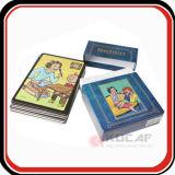 De conception OEM pour l'enseignement personnalisé d'impression Toy Carte de jeu de Bingo