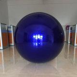 Aufblasbare bekanntmachende Spiegel-Kugel