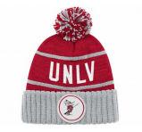 2017 Fashion Design POM POM Tricot hiver Beanie Hat du brassard