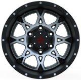 [4إكس4] سبيكة عجلات مع سوداء آلة وجه [أوفو-895]