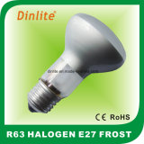 La CE y RoHS R63 E26 E27 B22, lámpara halógena