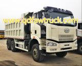 FAW J6のダンプトラック