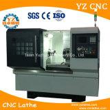 Tck32 lit plat Fraisage CNC avec Live d'outils de tour