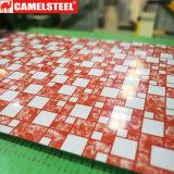 メートルごとのPre-Painted電流を通された鋼鉄物質的な価格