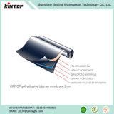 Auto-adhésif de l'Imperméabilisation de bitume Membrane avec la norme ASTM