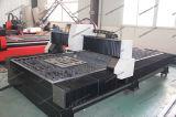 Machine de découpage de plasma en métal de commande numérique par ordinateur d'industrie Dw1325